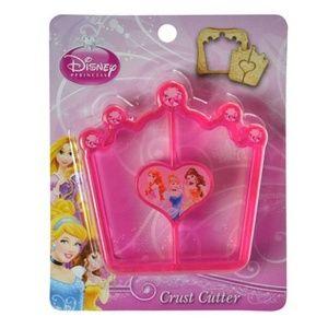 Kid's Sandwich Crust Cutter Princess Castle x 5
